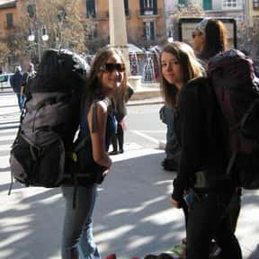 Spain is listed (or ranked) 2 on the list The Best Countries to Backpack