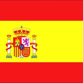 Spain is listed (or ranked) 24 on the list The Prettiest Flags in the World
