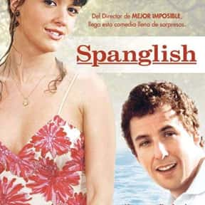 Spanglish is listed (or ranked) 10 on the list The Best Thomas Haden Church Movies