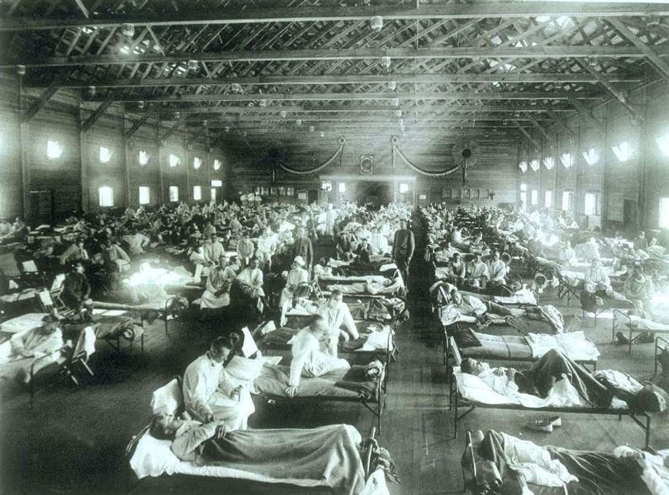 1918 Spanish Flu Pandemic