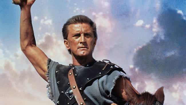 Spartacus is listed (or ranked) 3 on the list What Happened After These 13 Historical Movies Ended?