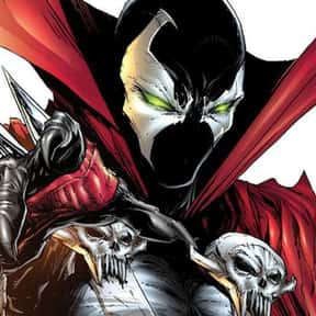 Spawn is listed (or ranked) 7 on the list The Best Superheroes With The Power Of Invisibility