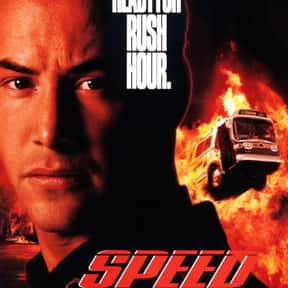Speed is listed (or ranked) 24 on the list The Best Intelligent Action Movies of All Time