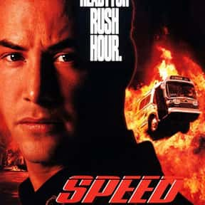 Speed is listed (or ranked) 19 on the list The Greatest Disaster Movies of All Time