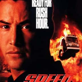 Speed is listed (or ranked) 3 on the list The Best Thriller Movies with a Hostage
