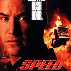 Speed is listed (or ranked) 7 on the list The Best Keanu Reeves Movies