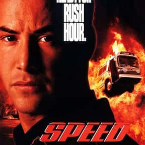 Speed is listed (or ranked) 15 on the list The Best Adventure Movies