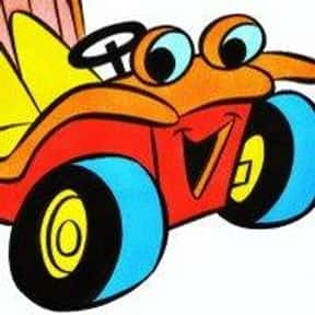 Speed Buggy is listed (or ranked) 19 on the list The Best, Most Fab Cartoons from the '70s
