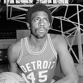 Spencer Haywood is listed (or ranked) 8 on the list The Best Denver Nuggets Power Forwards of All Time