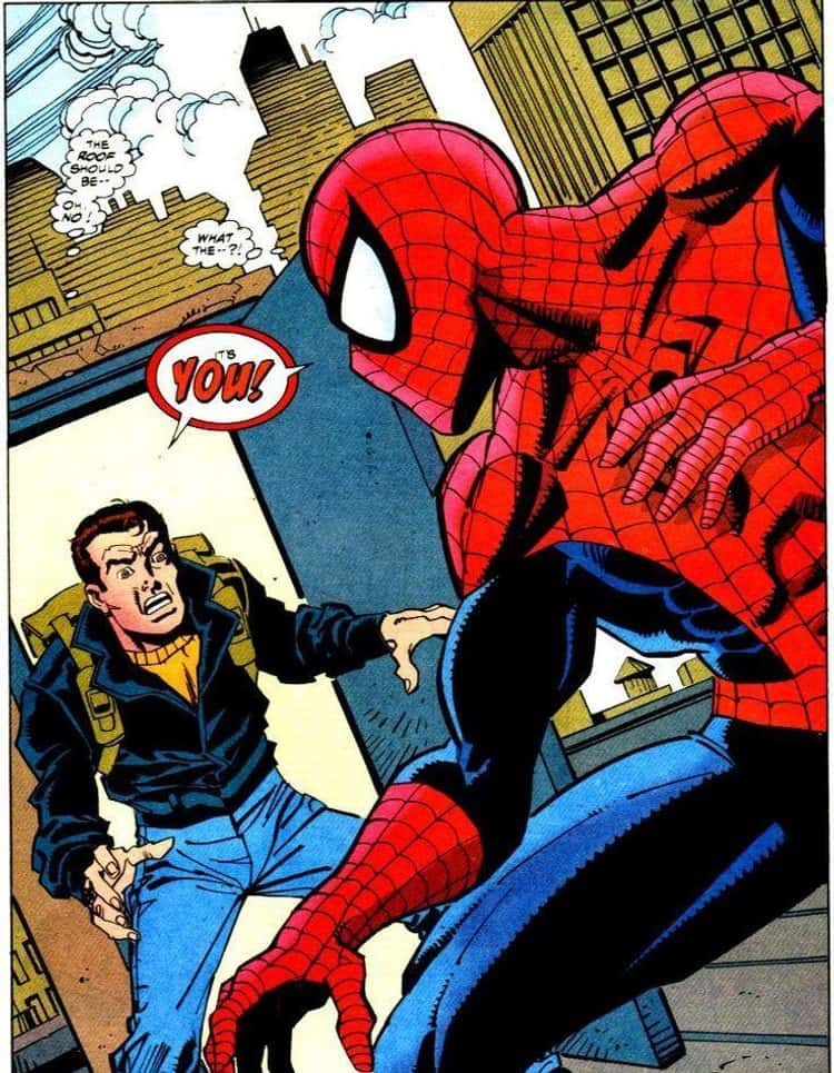 Ben Reilly Was The Real Spider-Man, Until He Wasn't