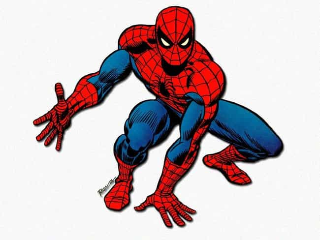 Spider-Man is listed (or ranked) 2 on the list The Greatest Spider-Man Costumes of All Time