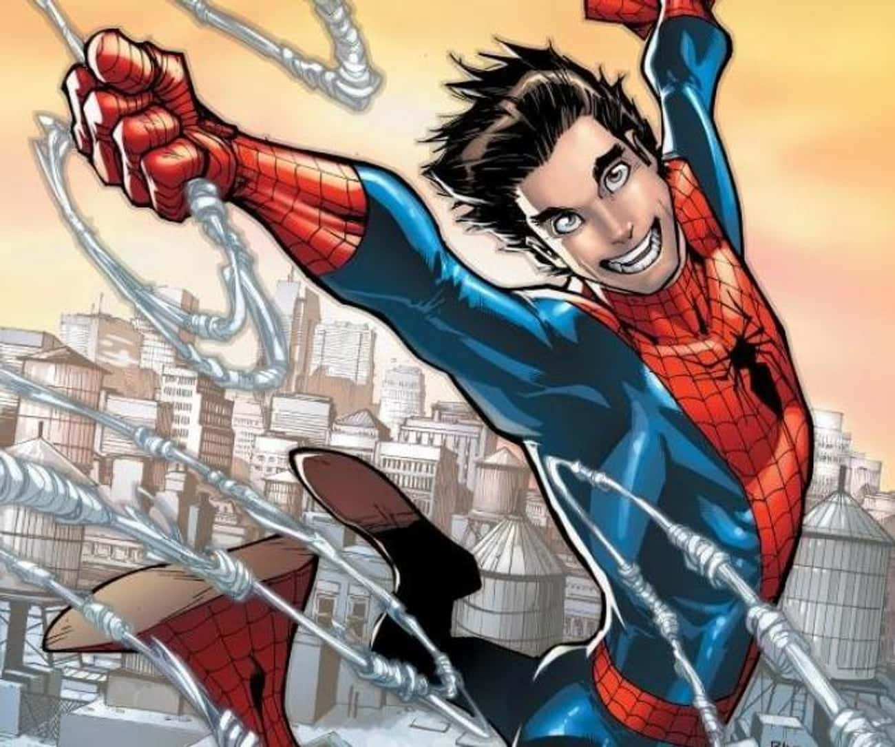 Spider-Man Now is listed (or ranked) 2 on the list Your Favorite Marvel Characters: Where Are They Now?