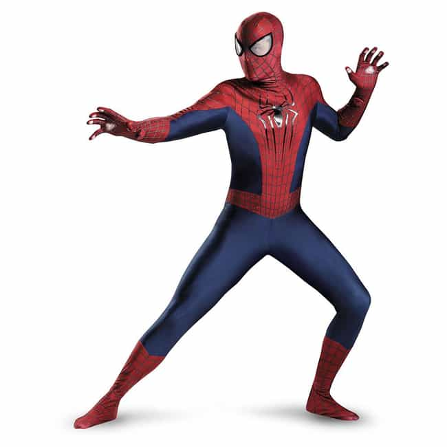 Spider-Man is listed (or ranked) 4 on the list The Best Superheroes To Be For Halloween
