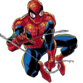 Spider-Man is listed (or ranked) 1 on the list The Best Comic Book Superheroes Of All Time