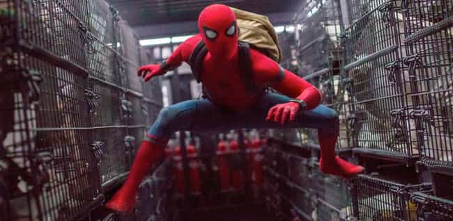 Spider-Man is listed (or ranked) 4 on the list Which 'Avengers' Power Do You Want Most?