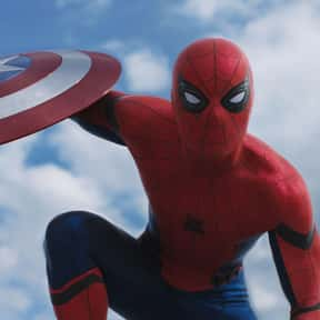 Spider-Man is listed (or ranked) 4 on the list The Best Characters In The Marvel Cinematic Universe