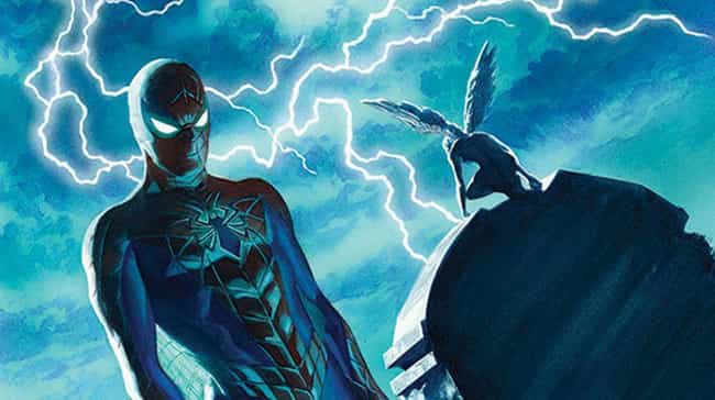 Spider-Man is listed (or ranked) 1 on the list What Happened To All Your Favorite Marvel Comic Book Characters In 2017