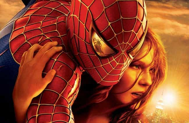 Spider-Man 2 is listed (or ranked) 3 on the list Action Movie Sequels That Are Better Than The Originals