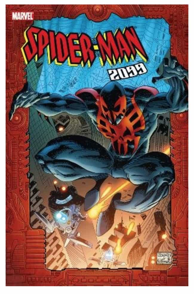 Spider-Man 2099 is listed (or ranked) 3 on the list The Best Latinx Comic Book Characters