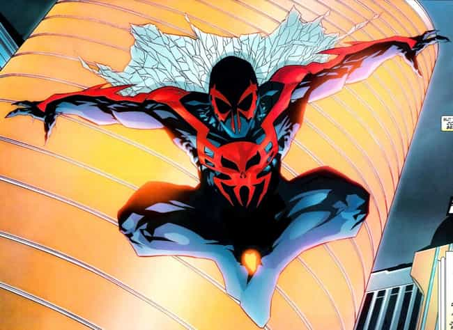 Spider-Man 2099 is listed (or ranked) 2 on the list Ranking Every Spider-Man in Comics