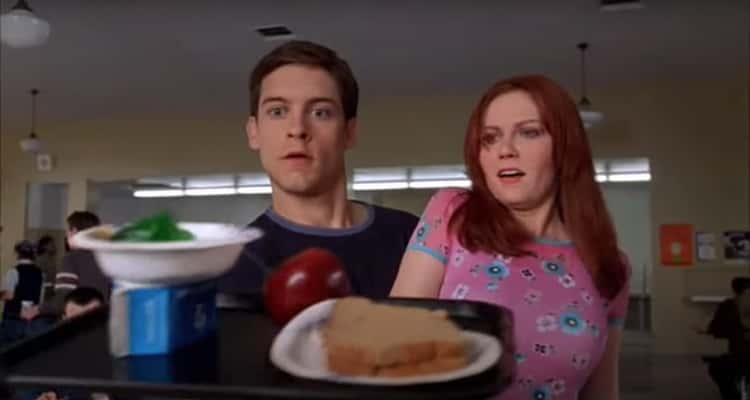 'Spider-Man' - The Lunch-Tray Catch Took 156 Takes