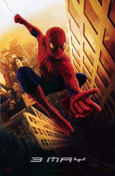 Spider-Man is listed (or ranked) 2 on the list All Of The 'Spider-Man' Movies, Ranked