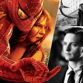 Spider-Man is listed (or ranked) 24 on the list The Greatest Comic Book Movies of All Time