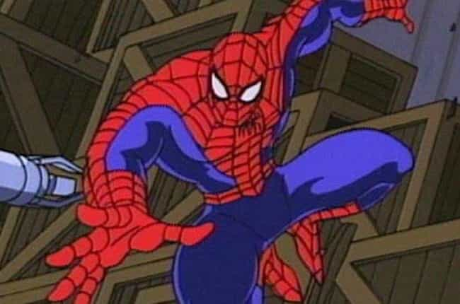 Spider-Man is listed (or ranked) 2 on the list 15 Bingeable Animated Series You Didn't Realize Were On Disney+, Ranked