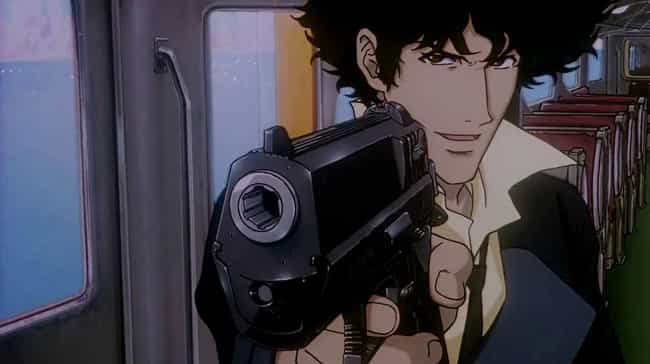 Spike Spiegel is listed (or ranked) 3 on the list The 16 Most Beloved Anime Characters That Literally No One Hates