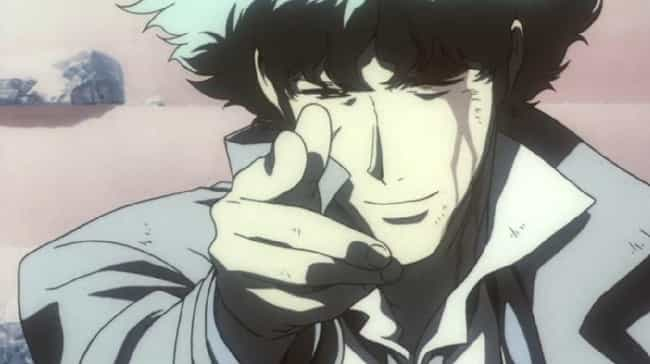 Spike Spiegel is listed (or ranked) 4 on the list The 20 Saddest Anime Quotes That Make You Cry Every Time
