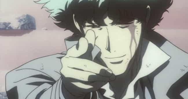 Spike Spiegel is listed (or ranked) 2 on the list 15 Anime Characters Who Tragically Died Alone
