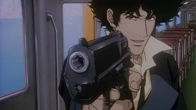 Spike Spiegel is listed (or ranked) 3 on the list The 15 Most Badass Anime Protagonists of All Time