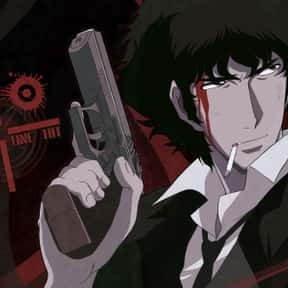 Spike Spiegel is listed (or ranked) 13 on the list The 30+ Most Badass Anime Characters Who Dual Wield Weapons
