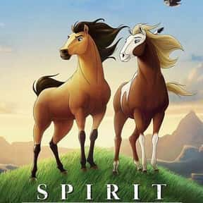 Spirit: Stallion of the Cimarr is listed (or ranked) 23 on the list Good Movies for 4-Year-Olds