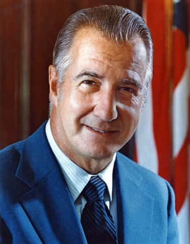 Spiro Agnew is listed (or ranked) 1 on the list The Most Useless US Vice Presidents