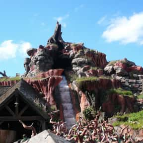 Splash Mountain is listed (or ranked) 21 on the list The Worst Amusement Park Rides To Get Stuck On