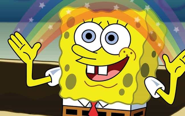 SpongeBob SquarePants is listed (or ranked) 4 on the list Kids' Shows That Proved Surprisingly Controversial