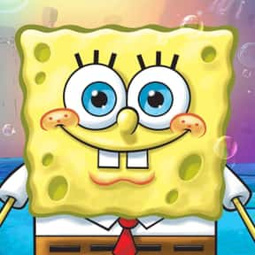 SpongeBob SquarePants is listed (or ranked) 5 on the list The Best Current Animated Series
