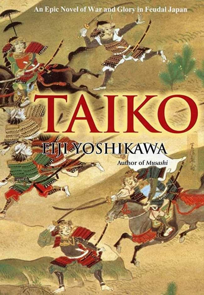 Taiko is listed (or ranked) 4 on the list The Best Books About Samurai