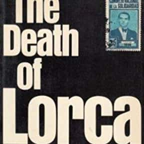 The Death of Lorca is listed (or ranked) 19 on the list 90+ Controversial Banned Books