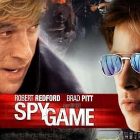 Spy Game is listed (or ranked) 6 on the list The Greatest Movies About CIA Agents & Operatives