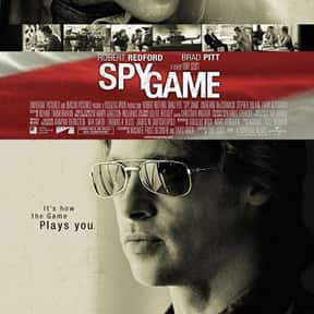 Spy Game is listed (or ranked) 11 on the list The Best Spy Movies