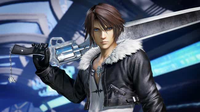 Squall Leonhart is listed (or ranked) 2 on the list Which 'Final Fantasy' Character Are You, According To Your Zodiac Sign?