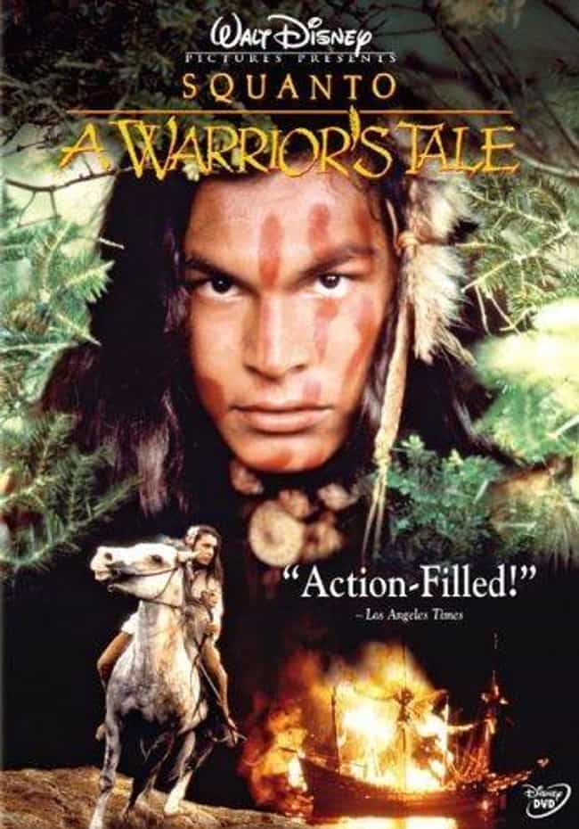 Squanto: A Warrior's Tale is listed (or ranked) 2 on the list 19 Disney Movies You Totally Forgot About