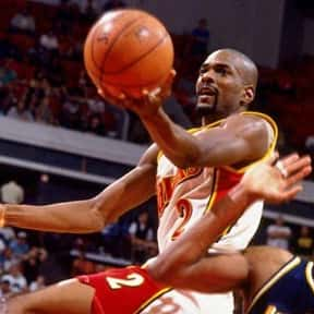 Stacey Augmon is listed (or ranked) 25 on the list The Best Atlanta Hawks of All Time