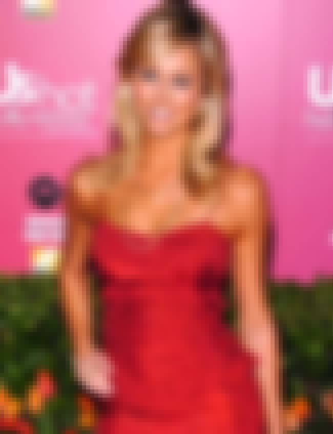 Stacy Keibler is listed (or ranked) 4 on the list The Best Dressed Celebrities of 2012