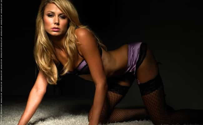 Stacy Keibler is listed (or ranked) 3 on the list The Hottest WWE Divas