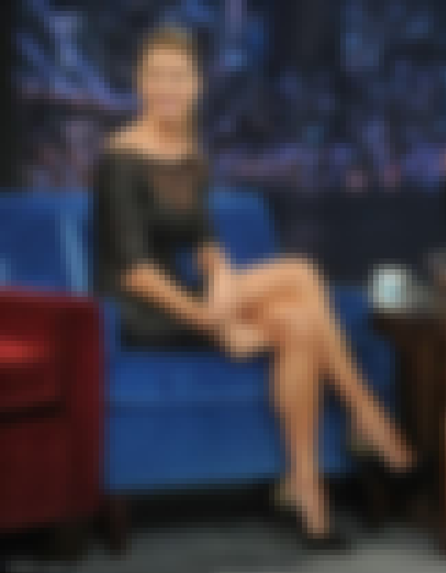 Stacy Keibler is listed (or ranked) 3 on the list The Most Gorgeous Crossed Legs in Show