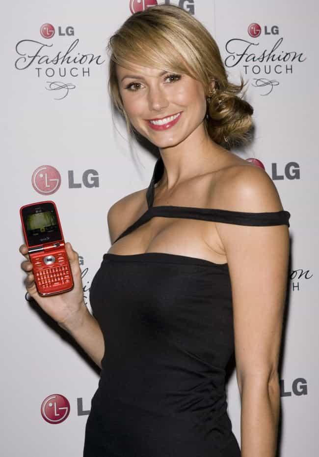 Stacy Keibler is listed (or ranked) 2 on the list George Clooney's Loves & Hookups