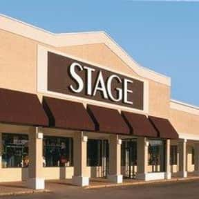 Stage Stores Inc. is listed (or ranked) 20 on the list The Best American Department Stores